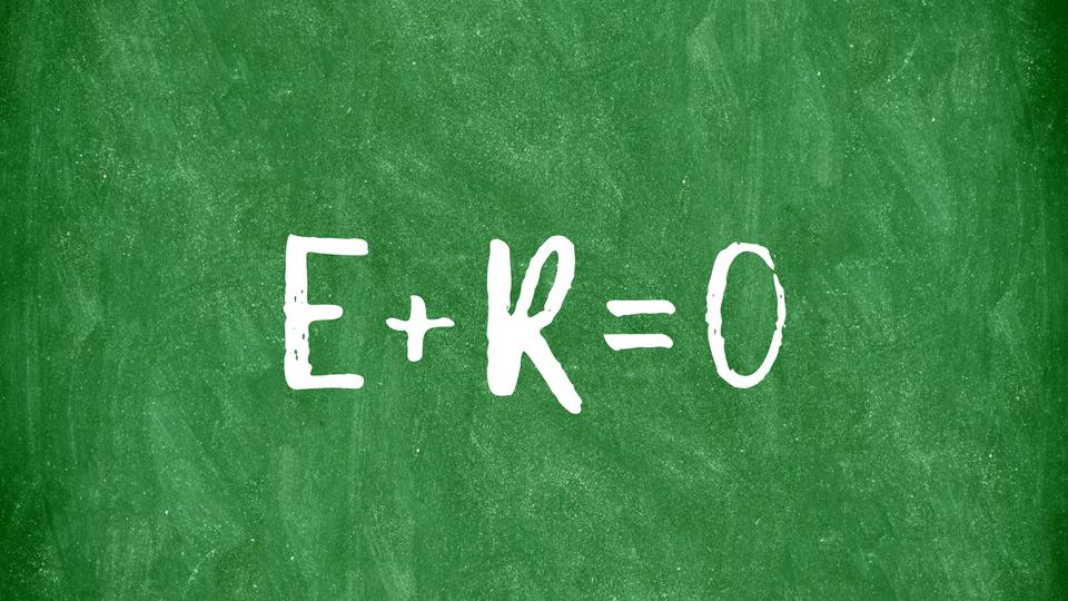 E+R=O