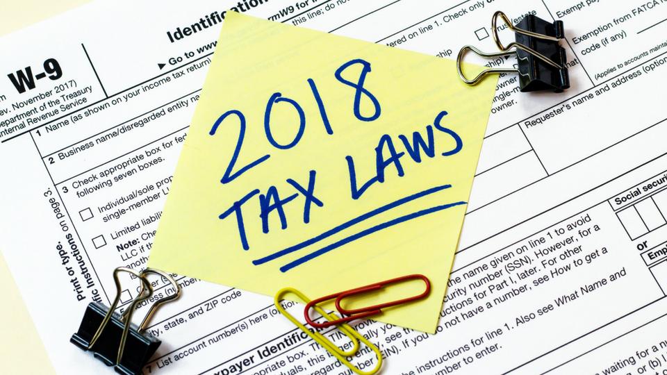 2018 Tax Law
