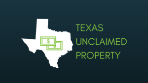 Unclaimed Property in Texas